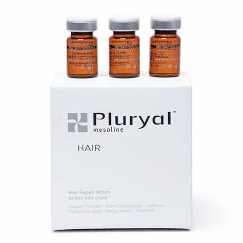 Pluryal Mesoline Hair 5x 5ml Mesohair