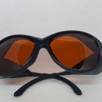 Veiligheidsbril Flexi Black- Laser Therapie 190 - 1064 nm
